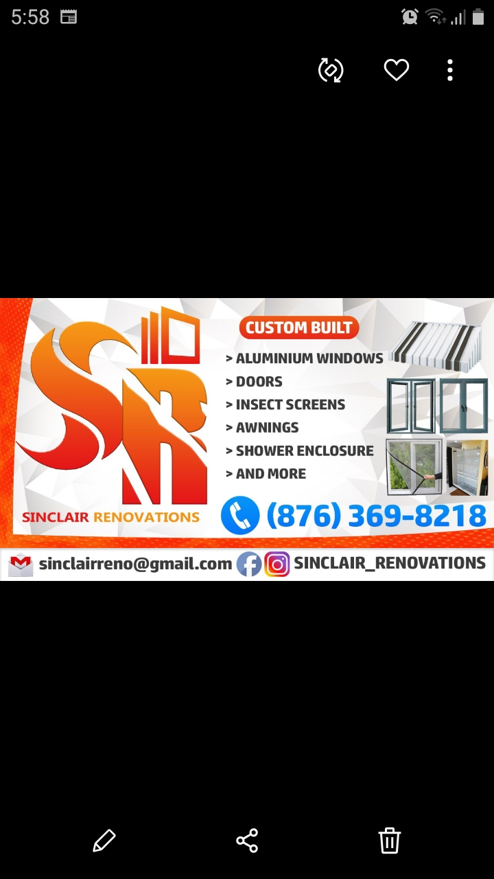 Sinclair Renovations