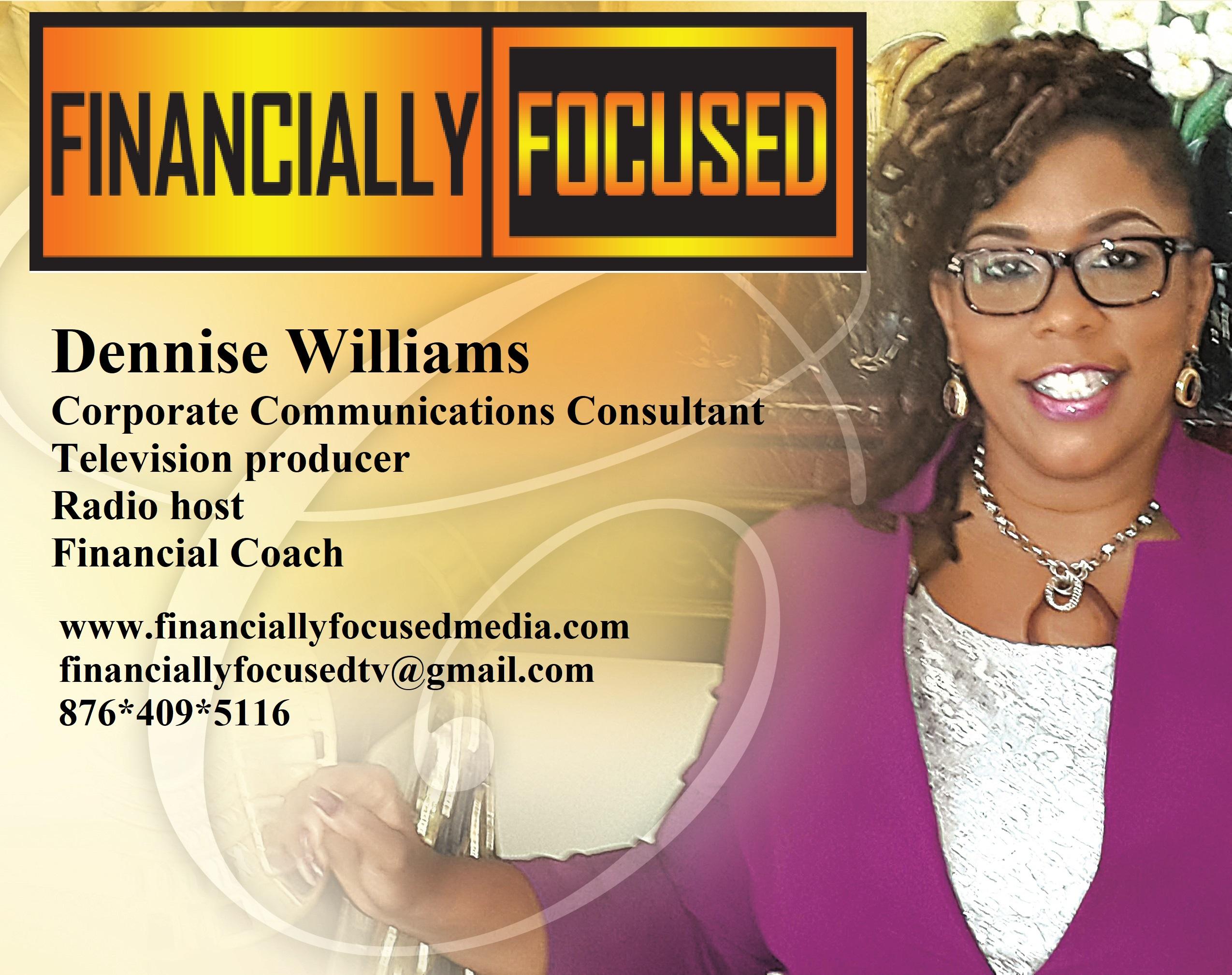 Sample of financial writing