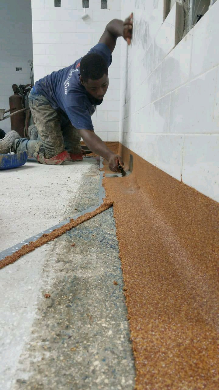 Resin Floor Layer