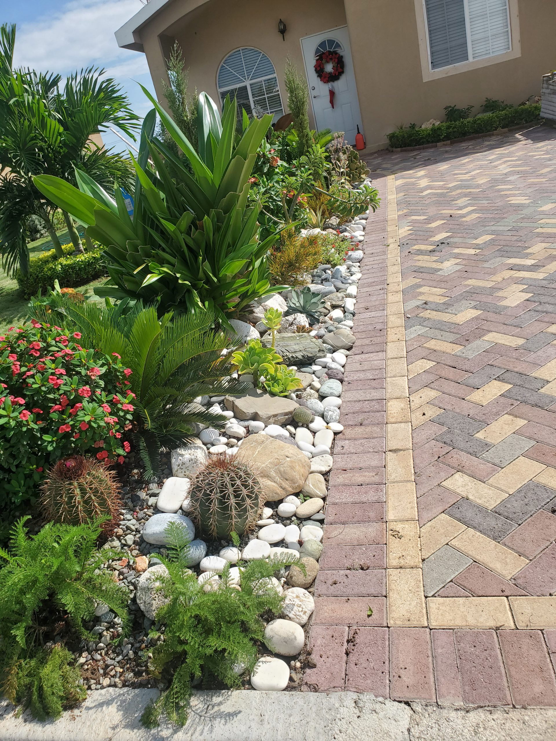 Landscaping Renovation