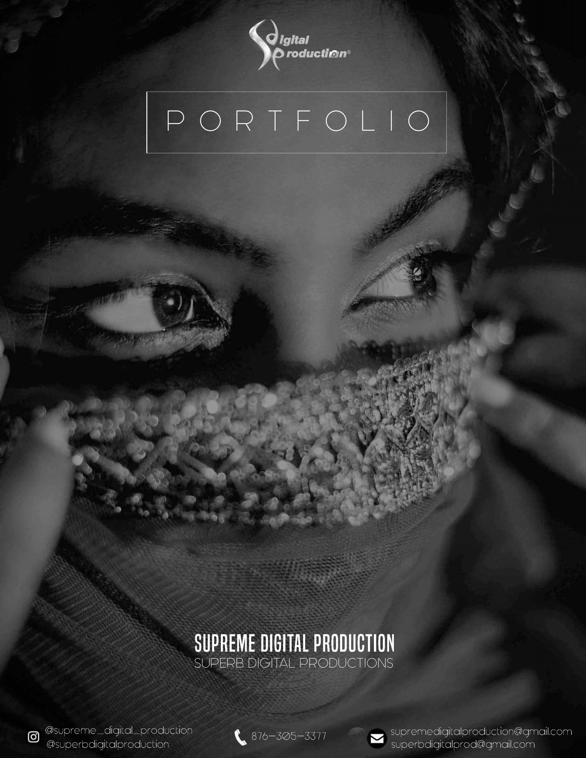 Superb/Supreme Digital Production - Portfolio